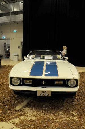 Ford Mustang Sprint -72.
