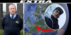 Polisens presstalesperson Stefan Dangardt menar att polisen inte borde kritiseras för osäkra uppgifter om Patriks försvinnande.