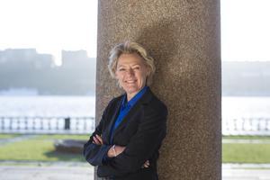 Ulla Hamilton, vd för Friskolornas riksförbund. Foto: Jonna Thomasson
