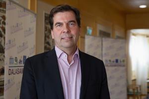Regionråd Christer Carlsson (M) är högst ansvarig politiker för utredningen om kostverksamheten.
