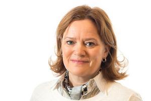 Marie Tollefsen Markström, ny kommunchef i Skinnskatteberg.