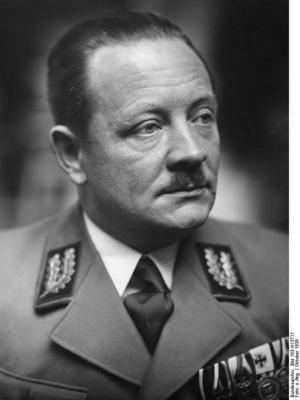 Erich Koch 1938. Foto: Bundesarchiv