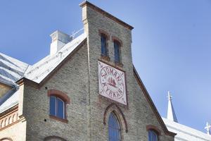 Själva byggnaden Sjömanskyrkan har varit hotad tidigare. Nu är det verksamheten i Musikhuset som riskerar att behöva flytta. Bild: Annakarin Björnström