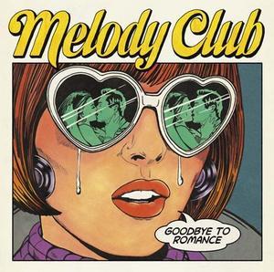 Tecknade tonårstårar. Melody Clubs sångare Kristofer Östergren skapade samtliga omslagsbilder till
