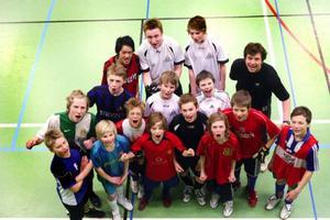 Fotbollslyftet i Alsen är ingen tillfällighet, tvärtom är det frukten av ett långt och gediget ungdomsarbete, säger ledaren Bertil Johansson.