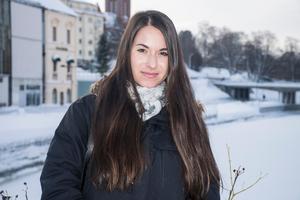 Valeria Sjöbom.