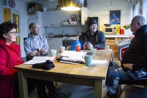 När företagarna fick höra om den höga fattigdomen bland barn i Söderhamn kände de att de ville göra något och kontaktade Rädda barnen.