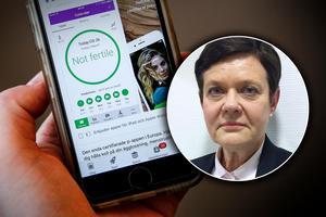 Fotomontage: Mikael Hellsten.Läkemedelsverket om p-appen: Ovanligt med så många anmälningar på så kort tid