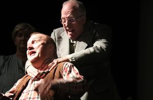 Action i föreställningen