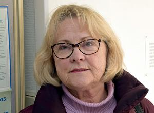 – Det är fel att flytta runt en så viktig verksamhet och Villan är bättre än Bankhuset eftersom den erbjuder viss avskiljdhet för besökarna, anser Margareta Meissner i demensföreningen.