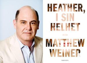 Matthew Weiner, mest känd som Don Drapers skapare, romandebuterar nu. Bild: Jeff Vespa.