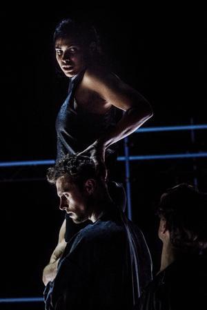 Dansarna Camille Prieux och Suelem de Oliveira da Silva. Foto: Urban Jörén