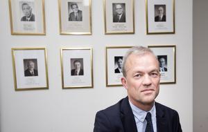 Region Västmanlands regiondirektör Anders Åhlund kommer till VLT på Kulturnatten.