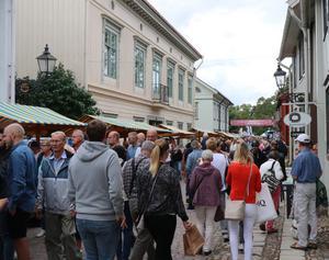 På Wadköpings matmarknad möter du länets producenter, förädlare och krögare, skriver Maria Larsson.