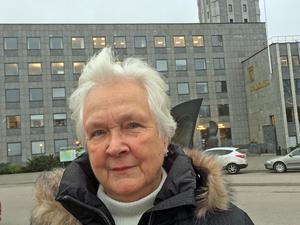 Elsy Chamia anser att det är bra att man lyfter värdet av byggnaderna i centrum.