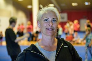 Susanne Lagergren, 38 år, styrelseledamot Fancy Cheer Sundsvall, Söråker