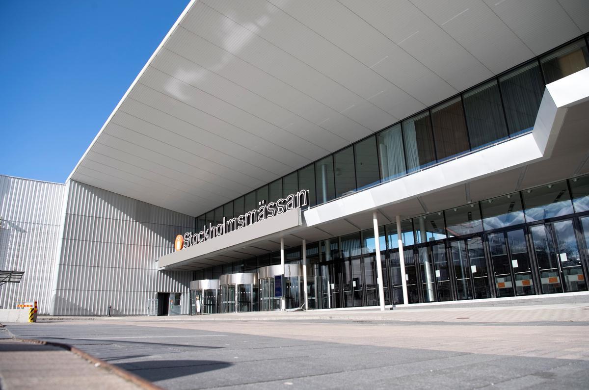 Försvarsmakten och regionen bygger sjukhus i Stockholmsmässan – all planerad vård ställs in