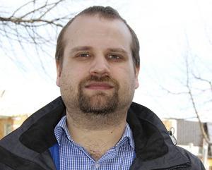 Björn Andersson, ny i fullmäktige för Liberalerna. Foto: Kristina Vahlberg