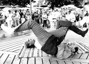 Björn Forsberg och Ulf Robensson ställde upp i DM i rövkrok. Björn Forsberg gick till final, där han förlorade mot en norrman men ändå utropades som officiell jamsk mästare i grenen.