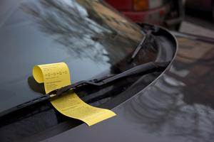 Intäkterna från felparkeringsavgifter ökar i Borlänge. Foto: Janerik Henriksson / TT