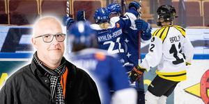 Hockeypuls expert Erik Sandberg ser fram emot kommande SDHL-helg. Bild: Arkiv/Daniel Eriksson/Bildbyrån