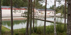 Arbogas vattenreningsverk. Inte i något av reningsstegen hittades de E.colibakterier som låg bakom förra veckans uppmaning att koka Arbogavattnet.