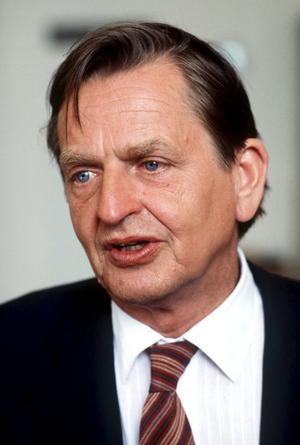 Det är dags att lägga Olof Palmes utrikespolitik till historien. Foto: Stefan Lindblom