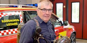 Rune Daniels är kanske mest känd som tidigare räddningschef, men har också varit en högst aktiv centerpolitiker i Rättvik.