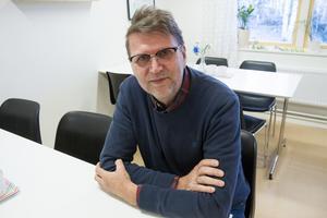 Anders Ramstrand (KD) är ordförande i omvårdnadsnämnden i Söderhamn.