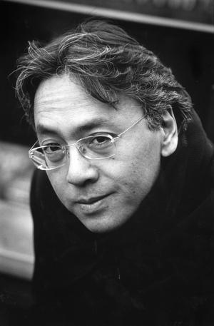 Kazuo Ishiguru, föddes i Japan men växte upp i femtio och sextiotalets Storbritannien. Foto: Wahlström & Widstrand