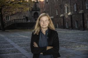 Stockholms miljö- och klimatborgarråd Katarina Luhr (MP). Arkivbild.