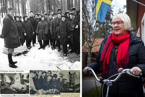 Blå Stjärnans verksamhet firar nu 100 år och Cathis Dicander delar med sig av sina minnen.