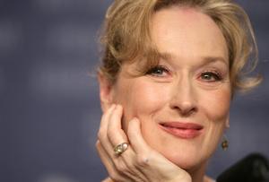 Meryl Streep.Bild: AP Photo/Markus Schreiber