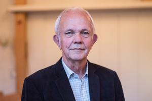 """Svängningen i synen på homosexualitet blev ingen tung process, berättar Per Olof Svärdhagen, vice församlingsansvarig för Nybrokyrkan: """"Frågan har legat i träda men nu känns det ganska självklart."""""""