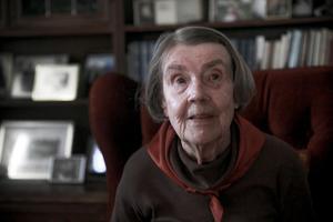 Maggie Pettersson har många minnen från ett långt liv.