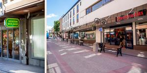 Fundersam Härnösandsbo anser att Systembolaget i Härnösand borde flyttas till Arkaden, bland annat på grund av parkeringsmöjligheterna.