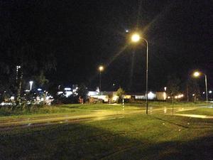 Här inträffade olyckan, i Geneta den 4 september förra året. Arkivfoto.