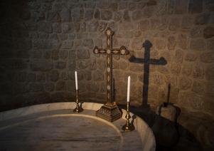Våldet mot kristna i Mellanöstern och Nordafrika har skördat många människoliv. Foto: Pavel Golovkin/AP Photo