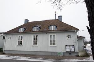 Strömsbro församlingshus.