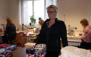 Carina Colléns företag har haft en hektisk vintersäsong. I tuff konkurrens har hon och hennes medarbetare lyckats bygga ett starkt varumärke.