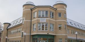 Arbetsförmedlingens kontor i Köping är ett av de kontor som föreslås bli kvar.