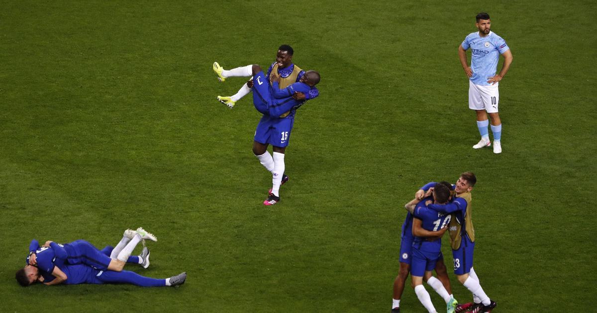 Havertz frälste Chelsea i CL-finalen