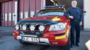 Rune Daniels, Räddningschef Rättvik välkomnar det nya avtalet - om att räddningstjänsten oftare larmas ut för första hjälpen i väntan på ambulans.