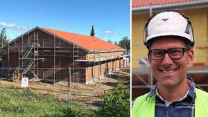 Jehovas vittnen kraftsamlar när Rikets salar ska byggas.