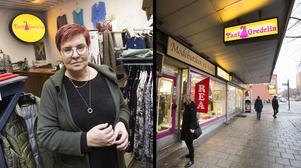 Ellinor Ekberg, ägare av Tant Gredelin på Söder, har bestämt sig för att stänga butiken som hon drivit i 26 år.