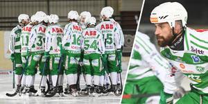 Efter en tung inledning på säsongen fick VSK jubla över två poäng på Sävstaås.