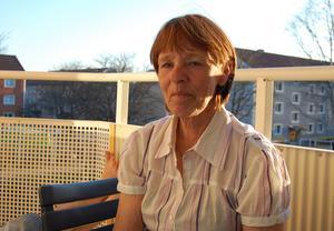 Ann Söderberg, tidigare vårdpersonal på äldreboende, blev 73 år. Bild: Privat