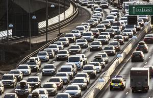 Per Söderberg tycker att jämtlänningar ska ta efter trafikkulturen i Stockholm där