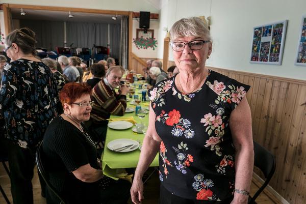 Anna Wiklund är både festarrangör och researrangör inom PRO Sveg. – Vi gör en hel del resor. Bland annat så har vi varit och besökt Mus-Olles och Iggesundsrevyn, säger hon.