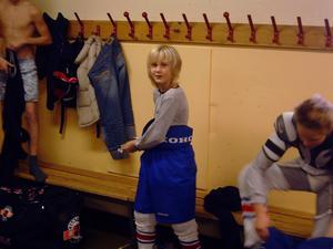 Åren som hockeyspelare har format Oscar. Men på frågan om det var värt vad han nu tvingats att gå igenom är svaret nej. Bild: privat